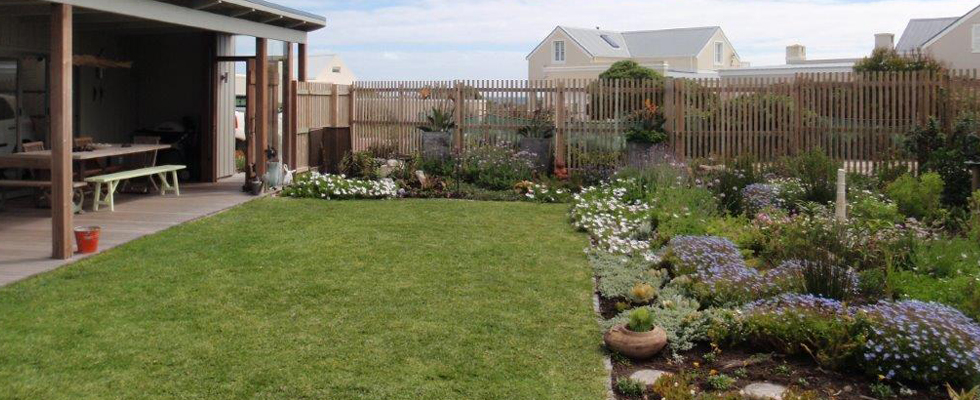 we offer a professional landscaping service